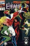 Excalibur #33 comic books for sale