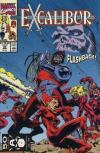 Excalibur #35 comic books for sale