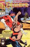 Excalibur #38 comic books for sale