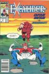 Excalibur #3 Comic Books - Covers, Scans, Photos  in Excalibur Comic Books - Covers, Scans, Gallery