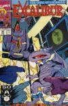 Excalibur #40 comic books for sale