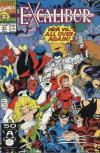 Excalibur #41 comic books for sale
