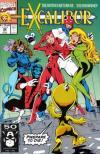 Excalibur #42 comic books for sale