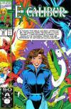 Excalibur #43 comic books for sale