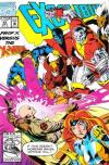 Excalibur #52 comic books for sale