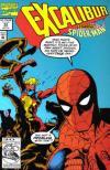 Excalibur #53 comic books for sale