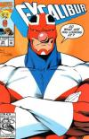 Excalibur #54 comic books for sale