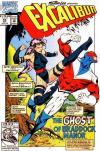 Excalibur #55 comic books for sale