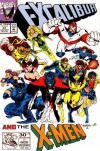 Excalibur #57 comic books for sale