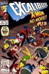 Excalibur #58 comic books for sale