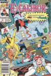 Excalibur #5 Comic Books - Covers, Scans, Photos  in Excalibur Comic Books - Covers, Scans, Gallery