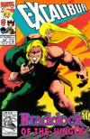 Excalibur #60 comic books for sale