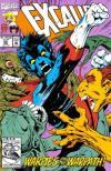 Excalibur #62 comic books for sale