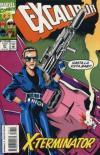 Excalibur #67 comic books for sale