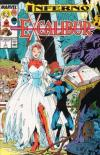 Excalibur #7 comic books for sale