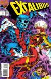 Excalibur #73 comic books for sale