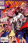 Excalibur #74 comic books for sale
