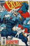 Excalibur #77 comic books for sale
