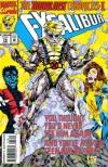 Excalibur #78 comic books for sale