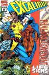 Excalibur #82 comic books for sale