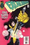 Excalibur #83 comic books for sale
