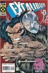 Excalibur #85 comic books for sale