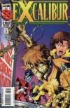 Excalibur #87 comic books for sale
