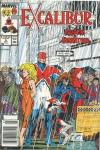 Excalibur #8 Comic Books - Covers, Scans, Photos  in Excalibur Comic Books - Covers, Scans, Gallery
