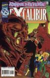 Excalibur #93 comic books for sale