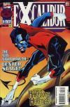 Excalibur #97 comic books for sale