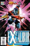 Excalibur #98 comic books for sale