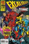 Excalibur #2 comic books for sale