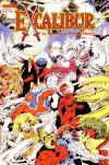 Excalibur #1 comic books for sale