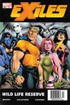 Exiles #17 comic books for sale