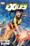 Exiles #21 comic books for sale