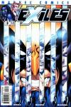 Exiles #3 comic books for sale
