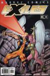 Exiles #4 comic books for sale