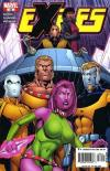 Exiles #66 comic books for sale