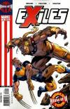 Exiles #71 comic books for sale