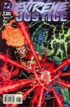 Extreme Justice #8 comic books for sale