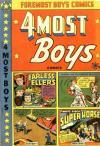 4Most comic books