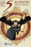 5 Ronin #1 comic books for sale