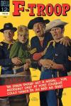 F-Troop #4 Comic Books - Covers, Scans, Photos  in F-Troop Comic Books - Covers, Scans, Gallery