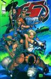 F5 #3 comic books for sale