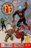 FF comic books