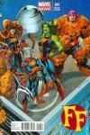 FF #1 comic books for sale