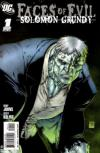 Faces of Evil: Solomon Grundy comic books