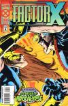 Factor X #4 comic books for sale