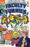 Faculty Funnies Comic Books. Faculty Funnies Comics.