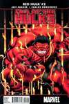 Fall of the Hulks: Red Hulk #2 comic books for sale